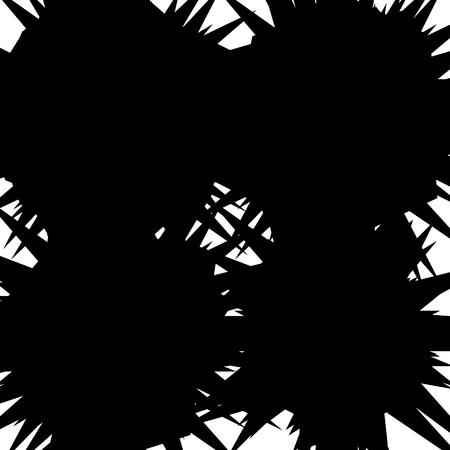 Textured vector element � Abstract random geometric illustration