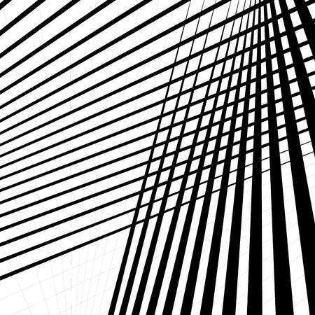 tweak: Monochrome texture, monochrome pattern with random shapes (lines). Abstract geometric illustration