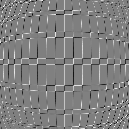 concave: Texture with offset effect. Embossed gray background. Illustration
