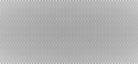 grille: Irregular grid, mesh pattern, abstract monochrome geometric texture