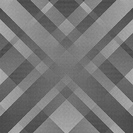 grille: Abstract monochrome pattern with dynamic irregular lines. Lineal, linear (grid, mesh) pattern