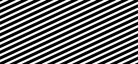 greyscale: Slanting, oblique geometric pattern. Straight, parallel lines texture Illustration