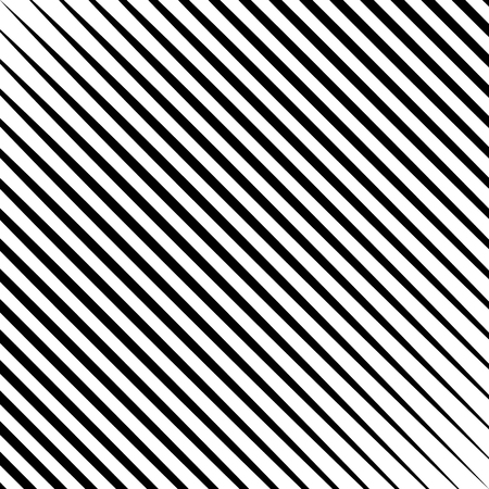 Geometric pattern: Slanted lines in clipping mask Illustration