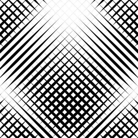 reticular: Geometric pattern: Slanted lines in clipping mask Illustration