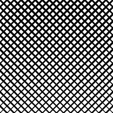 mishmash: Grid, lattice, grill regular straight lines geometric pattern Illustration
