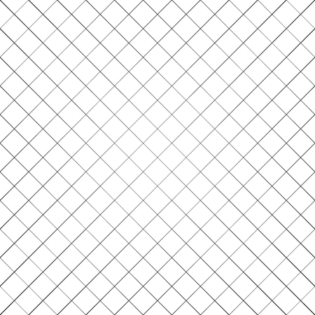Grid, lattice, grill regular straight lines geometric pattern Illustration