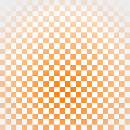 chequer: Backdrop, background with fade effect. (Blank space background) Illustration