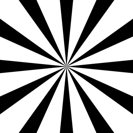 twist: Black and white vector pattern