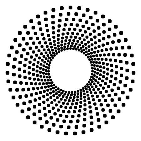 twist: Circular geometric motif