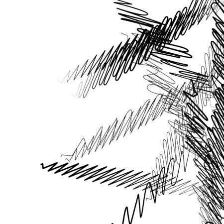 Squiggle  squiggly wavy lines stripes Illustration