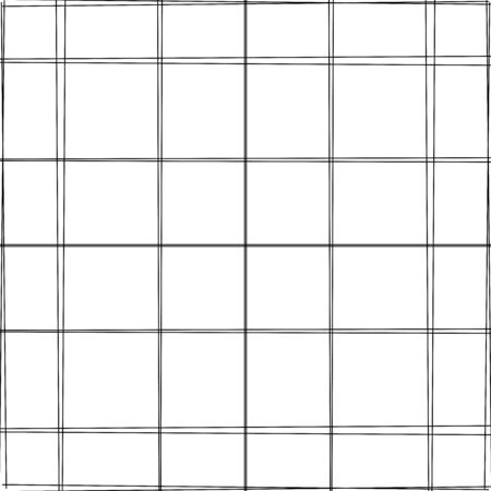 Crosshatch, tangled straight lines. Dynamic, random lines grid, mesh. Crossing  scribble stripes abstract geometric pattern