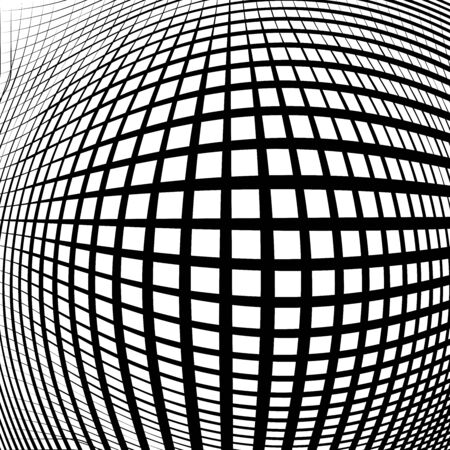 3D circular burst. Convex globe, sphere, orb distort. Inflate design pattern. Radiation, bulge, bloat effect. Radial, radiating warp. Bulb, relief protuberant graphics. Abstract dilate, curve texture