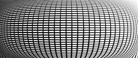 3D circular burst. Convex globe, sphere, orb distort. Inflate design pattern. Radiation, bulge, bloat effect. Radial, radiating warp. Bulb, relief protuberant graphics. Abstract dilate, curve texture Banco de Imagens - 130074621