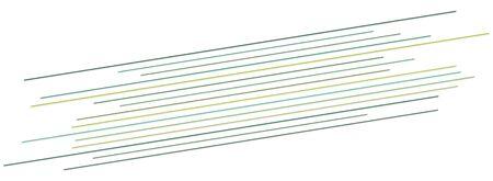3D abstrakte Linien. Dynamische gerade Berstlinien in der Perspektive. Radiale, strahlende Streifen. Schnelle Strahlen, Strahlen in Bewegung. Action, Blast Streaks, Streifen
