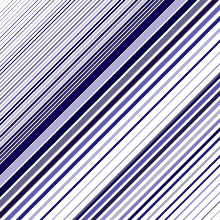 Colorful, multicolor oblique, diagonal dynamic lines, stripes pattern. Straight parallel skew stripes, streaks illustration. Slope, skew asymmetric lineal, linear element. Ilustracja