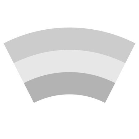 3 color (tricolor) flag template