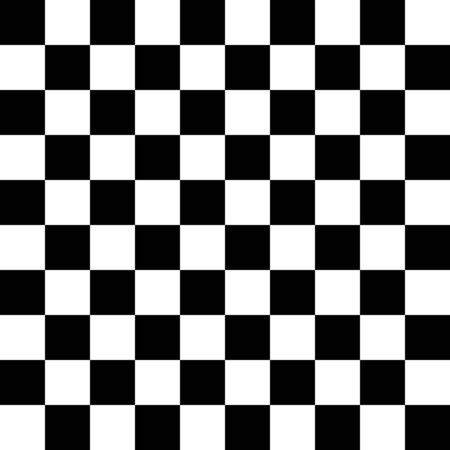 Checkered, chequered seamless pattern. Squares seamless pattern / texture. Checkerboard, chess board
