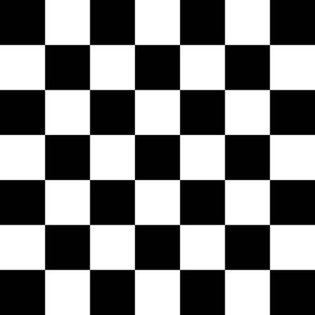 Checkered, chequered seamless pattern. Squares seamless pattern  texture. Checkerboard, chess board
