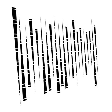 dashed dynamic lines, stripes pattern. random, irregular intermittent streaks design. interrupt vertical, straight parallel stripes texture