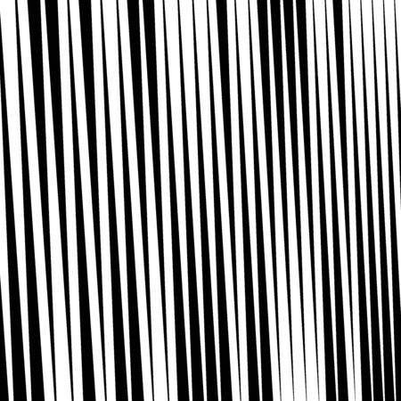 random lines background. irregular stripes pattern. parallel, dynamic streaks, strips.  vertical straight bands design. linear, lineal geometric pattern Illustration