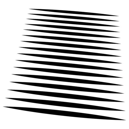 line halftone, lines pattern. horizontal parallel straight stripes. streaks, strips, bands design. linear, lineal geometric pattern