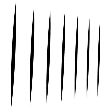 line half-tone element, lines pattern. vertical straight parallel stripes. streaks, strips, bands geometric design. lineal, linear pinstripe pattern