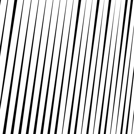 random lines background. irregular stripes pattern. parallel, dynamic streaks, strips.  vertical straight bands design. linear, lineal geometric pattern Vettoriali