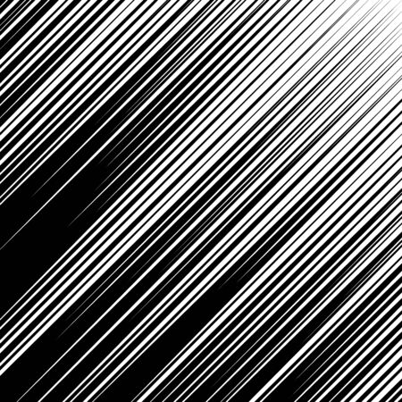 Dynamic diagonal, oblique, slanted lines, stripes geometric pattern, background. Texture with skew lines. Linear, lineal design with parallel, straight streaks. Tilted, angle strips illustration 일러스트