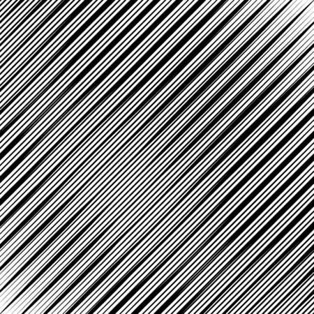 Dynamic diagonal, oblique, slanted lines, stripes geometric pattern, background. Texture with skew lines. Linear, lineal design with parallel, straight streaks. Tilted, angle strips illustration