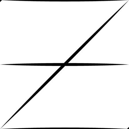 Skew, diagonal, oblique lines grid, mesh.Cellular, interlace background. Interlock, intersect traverse fractal lines.Dynamic bisect stripes abstract geometric pattern.Grating, trellis, lattice texture Ilustrace