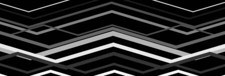 Random wavy, zig-zag lines abstract art texture, background. Sinuous, tangled intersecting, overlapping shapes chaotic composition. Chaos pattern with scattered elements
