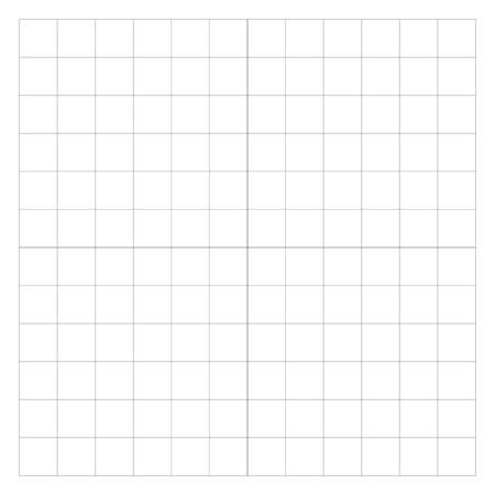 Kreuz, halbieren, schraffierte Linien Gitter, Maschen. Normales Millimeterpapier, Zeichenpapiermuster zum Plotten, Messen. Quadratische Textur. Mobilfunkrichtlinien, Lineallinien. Drahtgitter, Gitter
