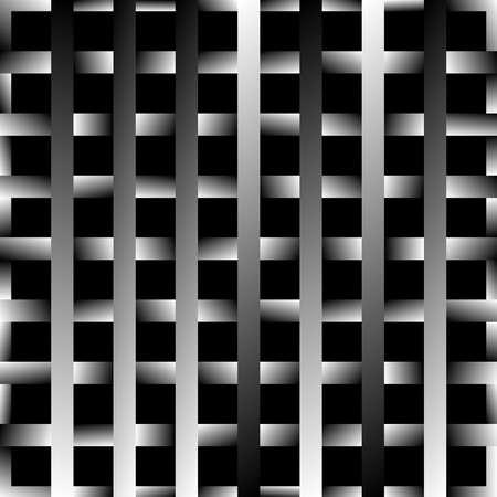 Squares grid, mesh vector design element. Lattice, grate, trellis pattern, background design element. Checkers, chequers vector illustration – Stock vector illustration, Clip art graphics