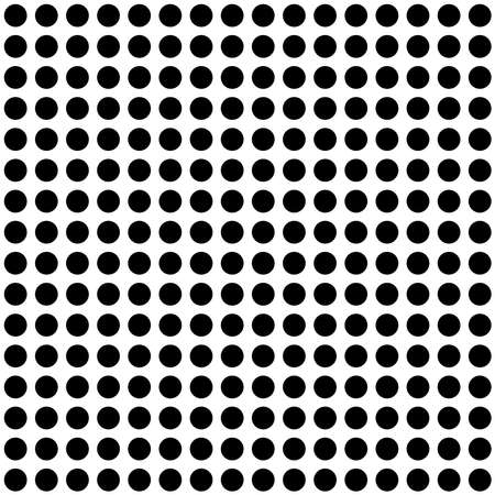 Repeatable dots, circles, spots seamless pattern, background. Speckles, freckles, dotted vector illustration backdrop (Seamless) – Stock vector illustration, Clip art graphics
