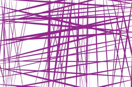 crushed, cracked, destroyed and fractured or smashed surface texture template. vector illustration Ilustração Vetorial