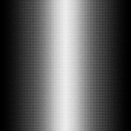 Dots abstract circles background, circles pattern. Halftone specks, stipple and stippling vector illustration. Screentone polka-dots, speckles pointillism, pointillist vertical design