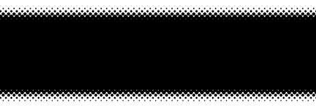 Circle halftone, screentone vector illustration. Dots, dotted, speckles vector illustration