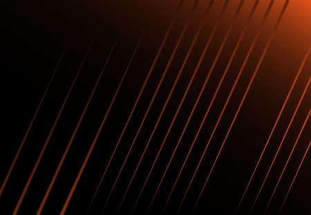 Lines, stripes, streaks and strips abstract geometric background, pattern or texture with darkish gradient, gradation