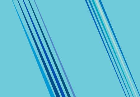 Random dynamic oblique, diagonal, skew, tilt, angle lines, stripes background. Vector illustration Vektorové ilustrace
