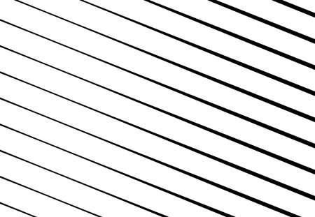 Slanted, oblique dynamic lines, stripes abstract illustration