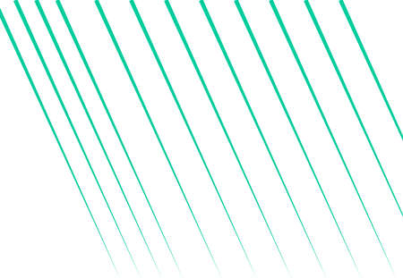Simple colorful, diagonal, oblique stripes, lines abstract background. Vector