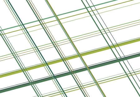 Oblique, diagonal skew and traverse grid, mesh or lattice, grill, trellis colorful, multicolor abstract illustration, background. Vector