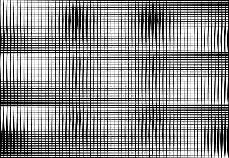 Random grid, mesh, lattice abstract geometric background, pattern, texture, backdrop. Overlay texture