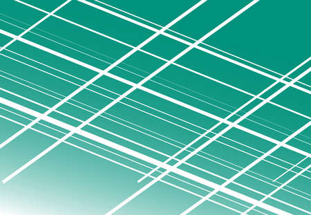 Monochrome gradient fill diagonal, skew, oblique and slanting grid, mesh or lattice, grating and trellis abstract background. Vector illustration