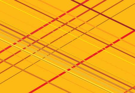 Colorful diagonal, skew, slanted grid, mesh, lattice or grating, trellis abstract vector illustration, background in rectangle format