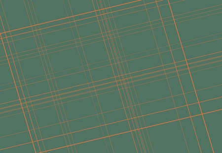 Colorful, multicolor oblique, diagonal and slanted mesh-grid abstract geometric background in rectangular format. Vector Vecteurs