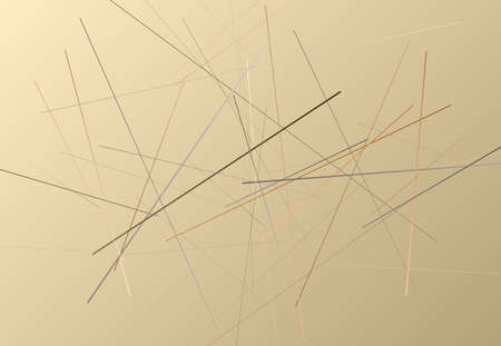 Random oblique, tilt, skew lines, stripes abstract vector art. Abstract pastel, light and smooth color background, pattern and texture