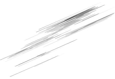 Oblique, Diagonal slanting lines. Random scribble, sketchy lines and stripes vector