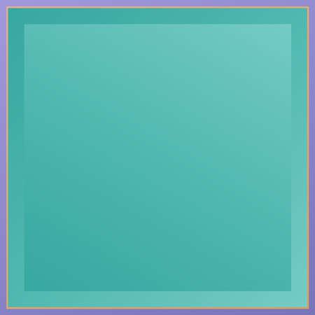 Colorful Overlapping squares, Blocks vector illustration. Color squares stack Vektoros illusztráció