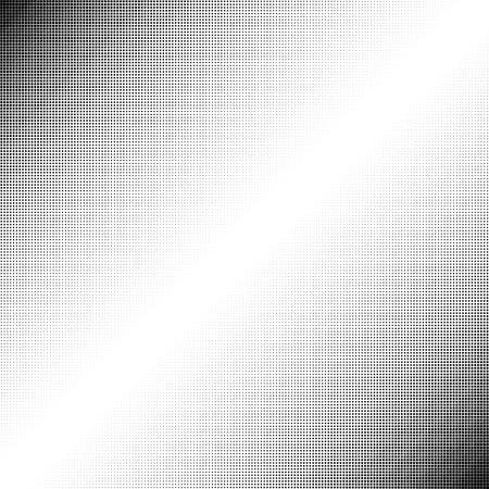 Squares halftone geometric background pattern and texture vector illustration Vektorgrafik